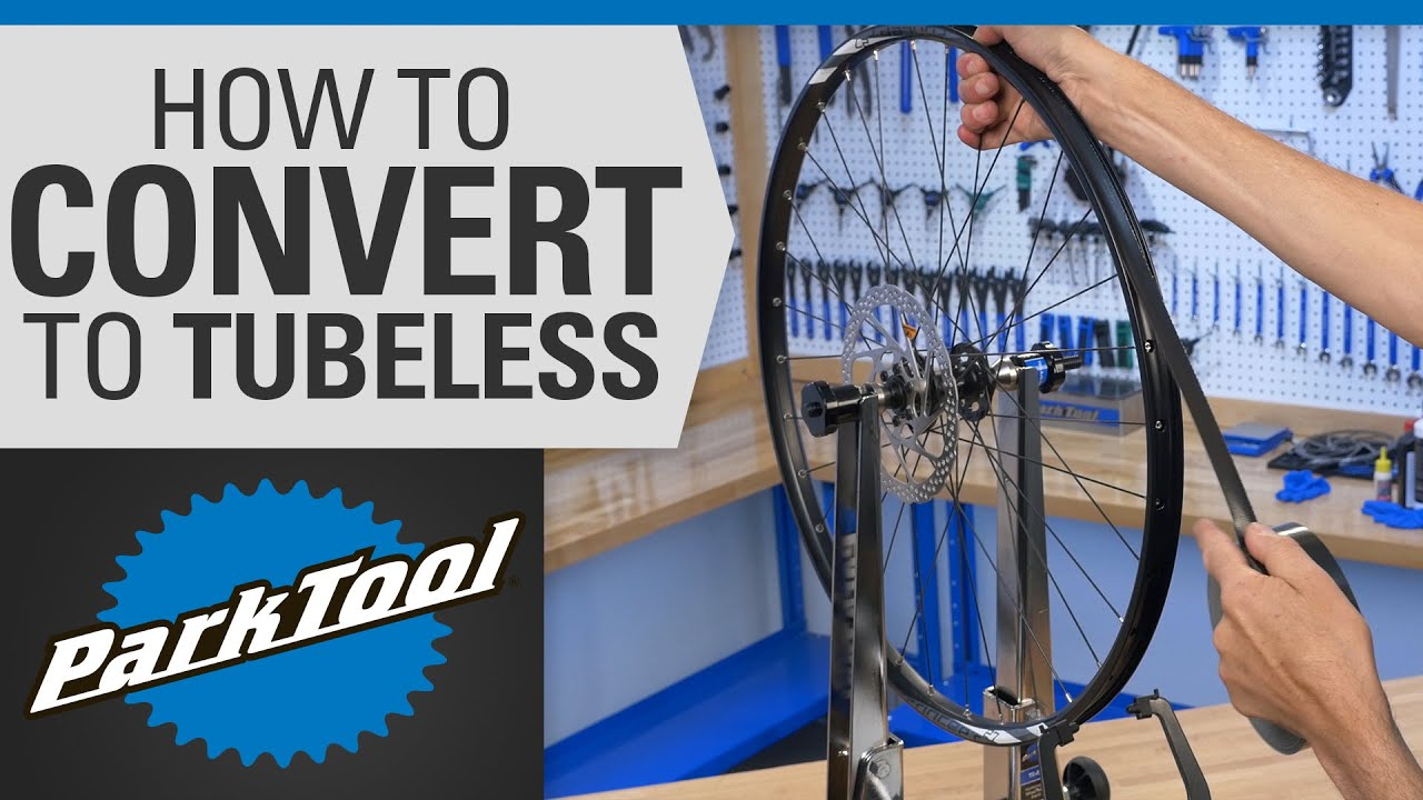 How to Convert Your Tires to Tubeless - Tubeless Conversion