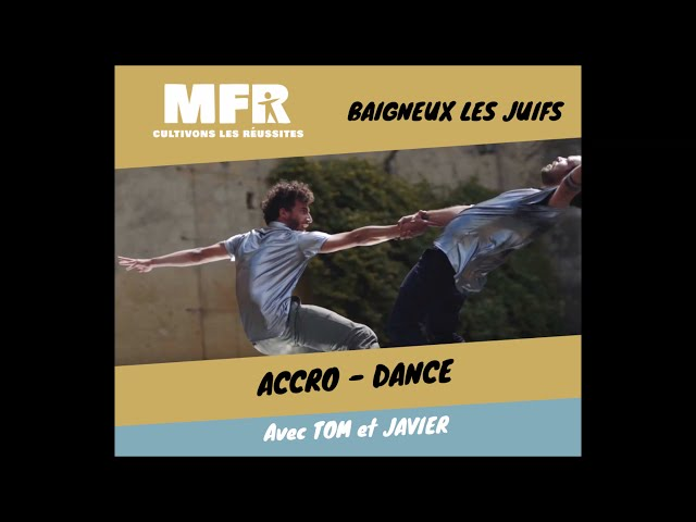 Atelier danse MFR Baigneux