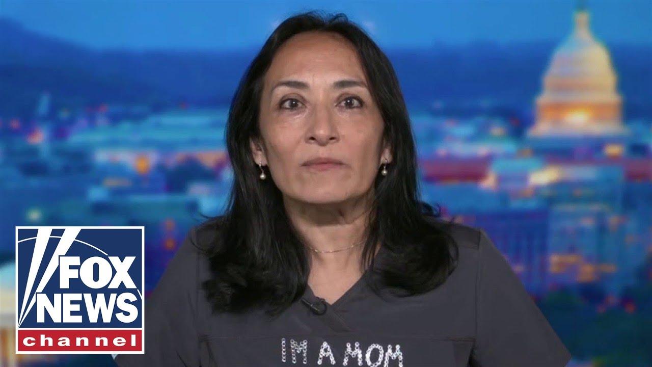 Mom speaks out on FBI school probe: DOJ 'has declared a war on parents'