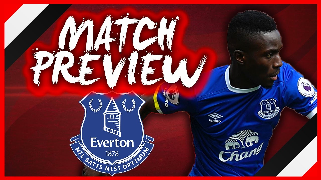 MAN UNITED VS EVERTON MATCH PREVIEW AND PREDICTED XI - YouTube