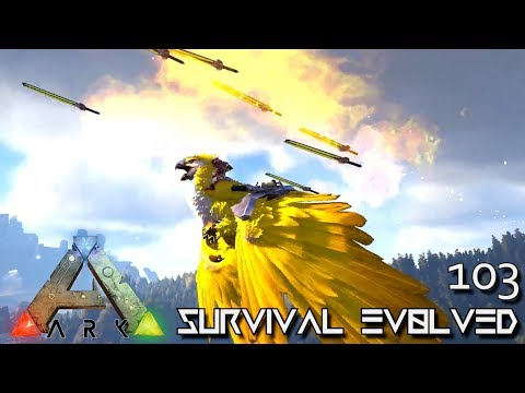Thumbnail: ARK: SURVIVAL EVOLVED - ULTRA BOSS FIGHT QUEEN OF BLADES E103 (MOD EXTINCTION CORE)