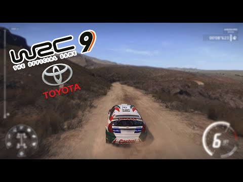 Toyota Corolla 1999 WRC9 |