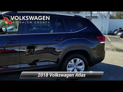 Used 2018 Volkswagen Atlas 2.0T SE w/Technology, Monroeville, NJ P087772A