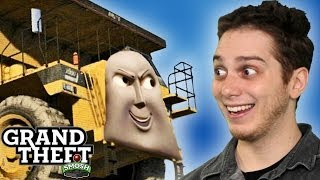 DUMP TRUCK KILLING SPREE (Grand Theft Smosh)