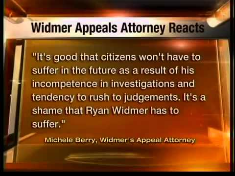 Lead detective in Widmer case resigns
