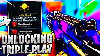 NEW BLACK OPS 3 UPDATE GRINDING TRIPLE PLAY WITH SUBS LATE NIGHT STREAM