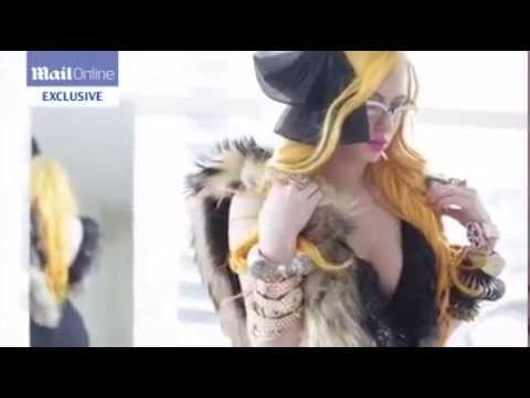 Mail Online - Gabi Grecko's ideal wedding to Geoffrey Edelsten