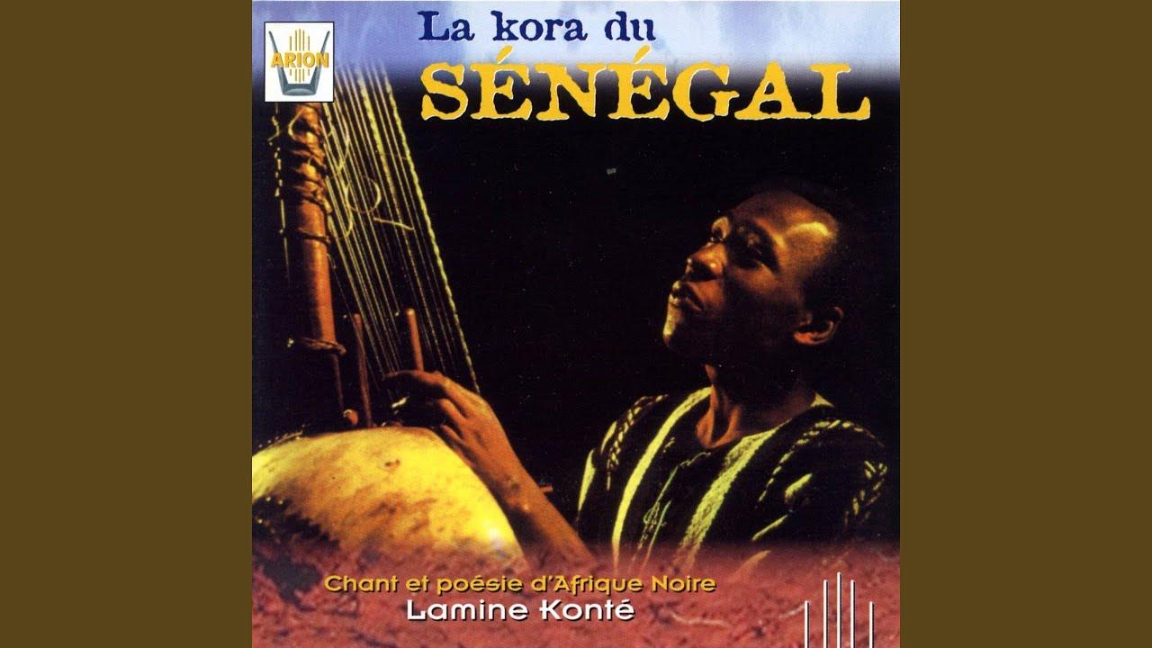 Lamine Konté - Chant Du Négre... ...Chant Du Monde