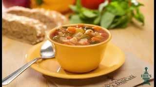 Erik's Delicafé Soups - Introducing White Bean & Sausage Soup