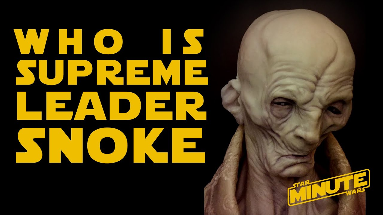 Who Is Snoke