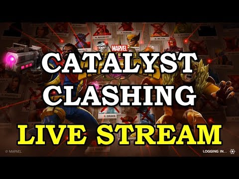 Catalyst Clash Arena| Marvel Contest of Champions Live Stream