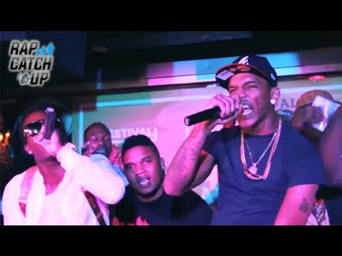 600BREEZY PERFORMS 'DO SUM' & 'FLEX' ON STAGE @ AC3 FESTIVAL 2015 [VIDEO]