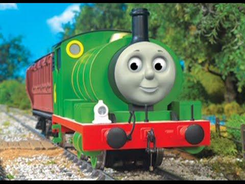 Train jouet thomas et ses amis percy num ro 6 00046 fr youtube - Train thomas et ses amis ...