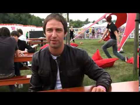 The Rifles 2009 interview - Joel Stoker (part 1)