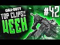Call of Duty: Top Clips Of The Week #42 feat. WWII Beta, BO3 and IW