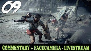 Ryse Son Of Rome PC Walkthrough - Part 9 Gameplay Playthrough Highest Settings