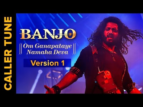 Set 'Om Ganapataye Namaha Deva' as you Caller Tune | Banjo