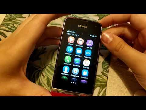 Обзор Nokia Asha 311. Пополнение в коллекции