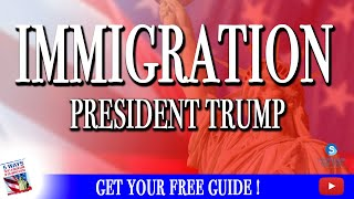 U.S. Immigration Lawyer Discusses The Future Of Immigration With Trump Now As President Free HD Video