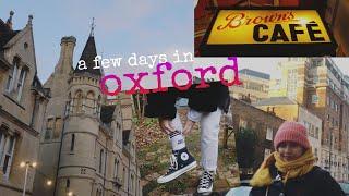 Experience vlog #8 : se faire du bien à Oxford