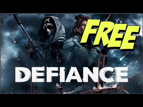 How to get Defiance Free on Xbox Live!!