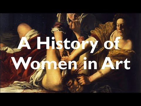 A History of Women in Art | Wikimedia UK