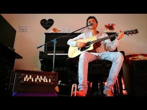 Andrea Tosi * Shruti box, Guitar and Overtone Singing * MusicAlchimiA