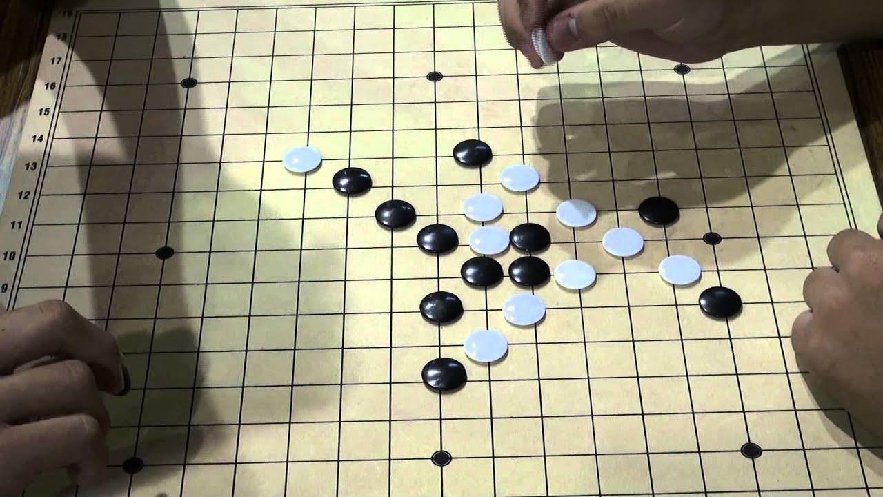 101-1五子棋比賽(二) - YouTube