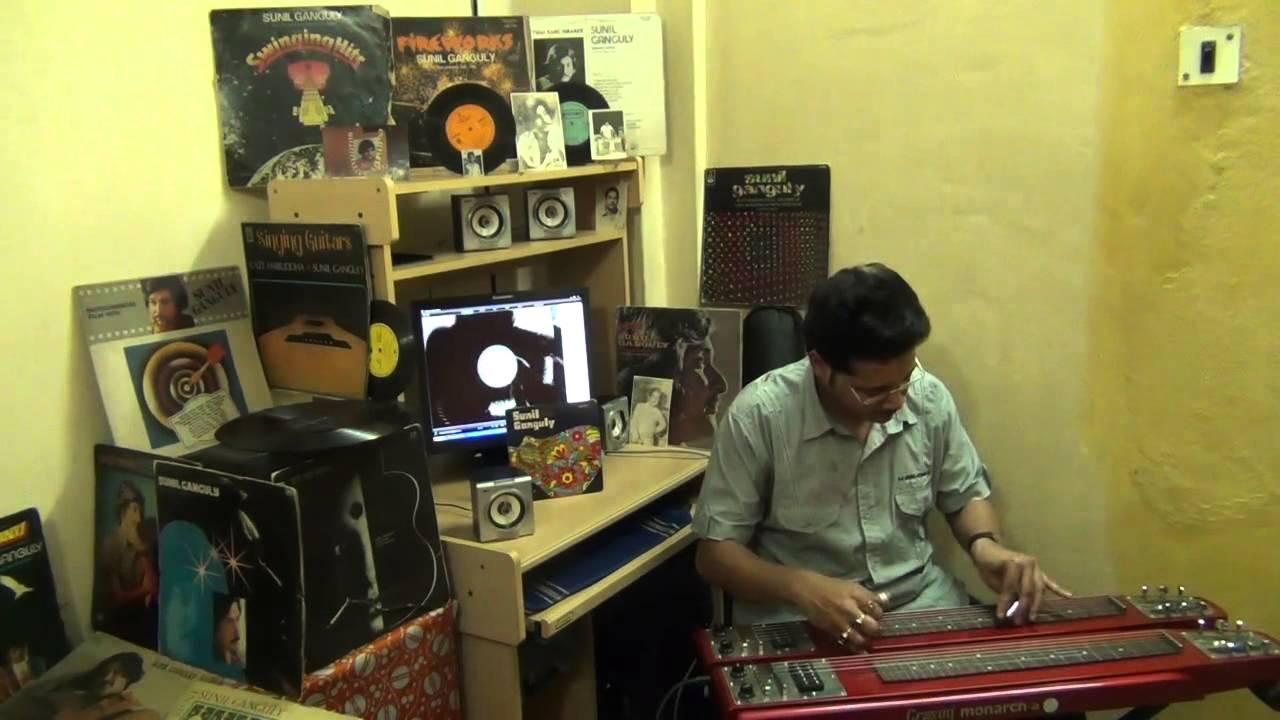 Jeena Yahan Marna Yahan Instrumental Electricguitar By Pramit Das