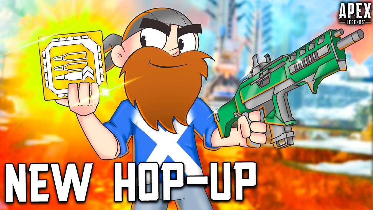 PREPARE FOR THE NEW HOP UP: BOOSTED LOADER! Apex Legends
