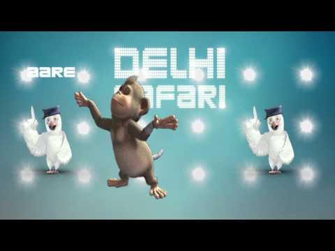 Jungle Mein Mangal - Full Song - Delhi Safari
