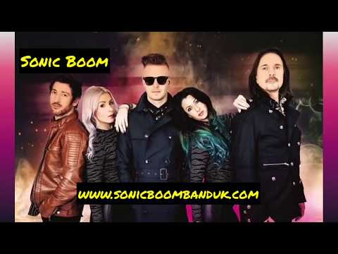 💥Sonic Boom Band 💥 Giving you that Wembley Experience!