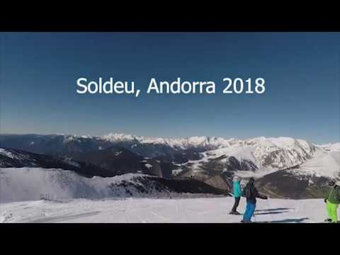 Soldeu, Andorra 2018