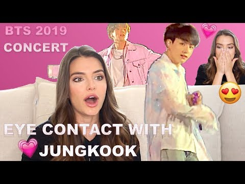 My First BTS CONCERT & JUNGKOOK Experience