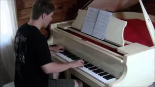 Скачать Rest Calm By Nightwish Piano Version