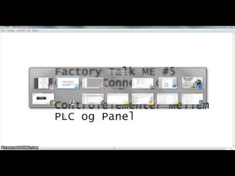 Factory Talk ME, Global Connections #5
