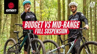 Entry Level Full Suspension Vs Mid-Range Full Suspension MTB   What's The Difference?