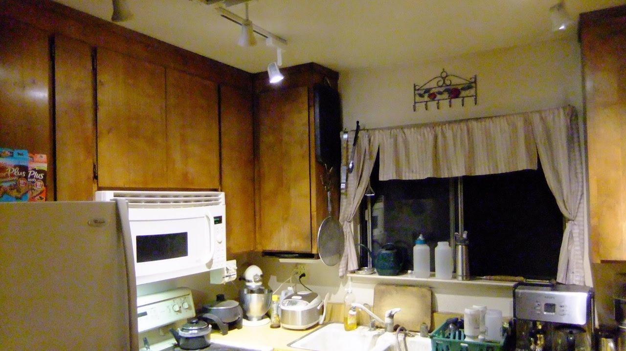 Solar Kitchen Lighting Color Rendering