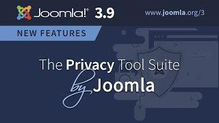 Joomla! 3.9 Nå tilgjengelig