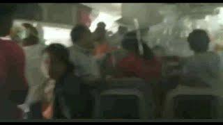 كيف نجا 300 شخص من الموت في مطار دبي؟