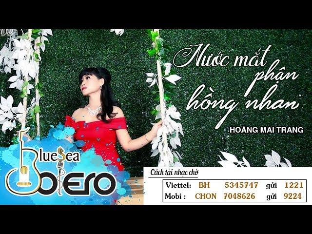 Nước mắt phận hồng nhan - Hoàng Mai Trang || Nhạc trữ tình chọn lọc