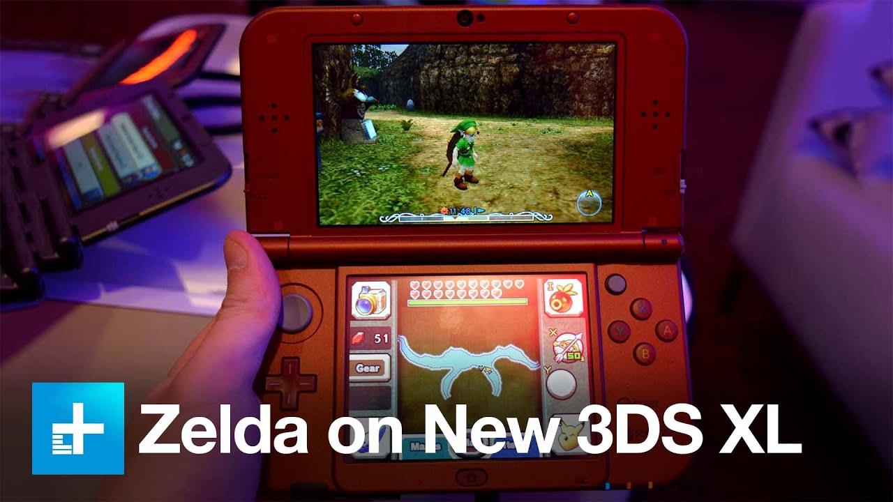 Majoras Mask 3d Wallpaper Hd Legend Of Zelda Majora S Mask New 3ds Xl Youtube