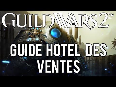 Hotel des ventes - Guild Wars 2