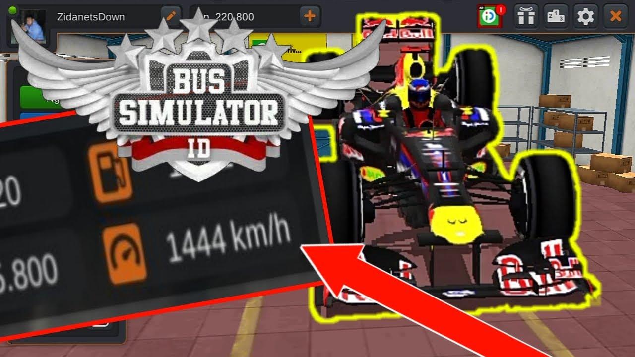 9800 Mod Mobil Bussid Simulator Terbaik