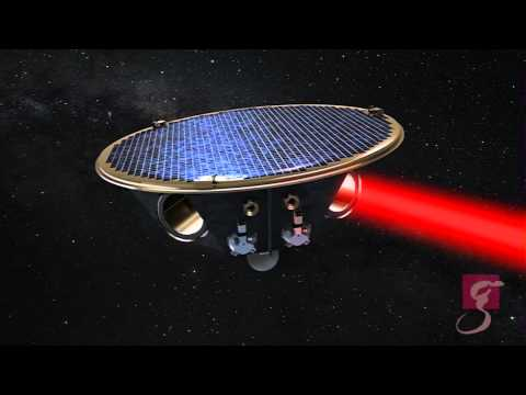 Laser Interferometer Space Antenna (LISA) Mission [720p]