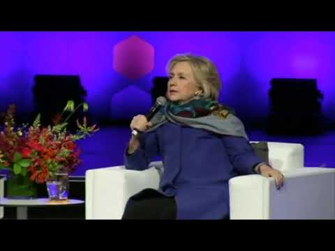 Hillary is in Melbourne undermining the President and the nation