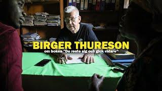 """Birger i Kongo, bakom boken """"De reste sig och gick vidare"""" - ButiksTV SH"""