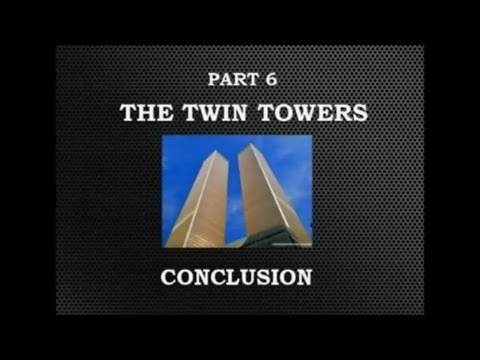 9-11 - All Evidence Points Directly to Controlled Demolition of Twin Towers