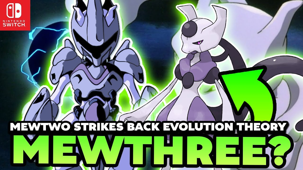 Pokemon Mewthree NEW Pokemon Mov...