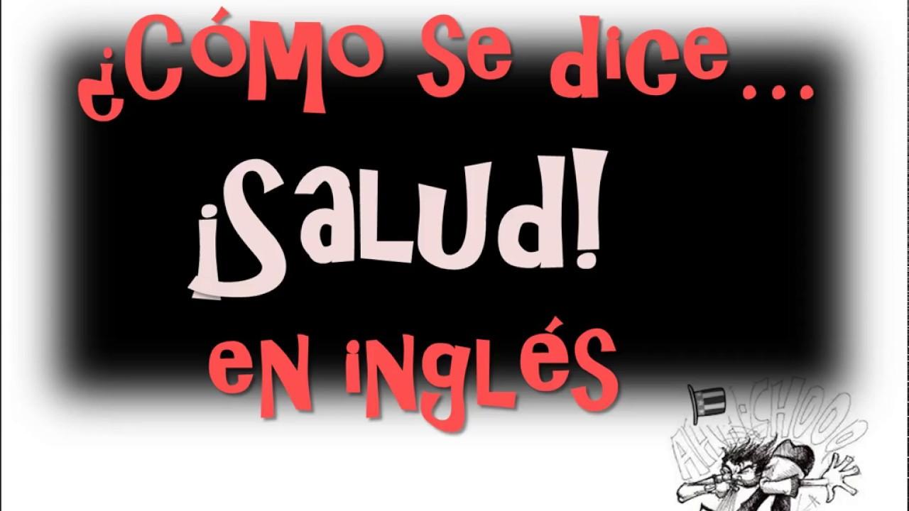 Patricia Valença Artesanato ~  u00bfCómo se dice Salud En inglés para Un Estornudo? Bless You